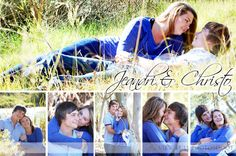 What a fun and cute couple! Enjoyed this shoot.