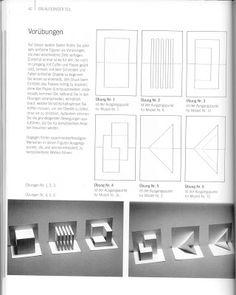 Libro Phantastische Papier de Ramin Razani: pensamiento geométrico doblando y cortando papel - Aprender es un juego