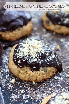 hazelnut oatmeal cookies recipe 2