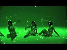 "elevenplay x rhizomatiks ""right brain"" - YouTube"