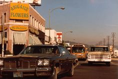 Doheny and Santa Monica...grew up just blocks away.    By CENtral 1179, via Flickr