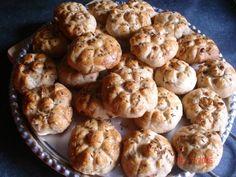 0093. škvarkové rohlíky od sovicka16 - recept pro domácí pekárnu Muffin, Cookies, Baking, Breakfast, Desserts, Recipes, Food, Crack Crackers, Morning Coffee