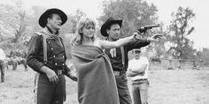 John Wayne, Celebrity Biographies, General Hospital, Towers, Celebrities, Biography, Soldiers, Fox, Horse