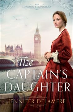 The Captain's Daughter by Jennifer Delamere (June 2017)
