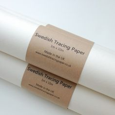 As seen on the 'Great British Sewing Bee'! Swedish Tracing Paper is the paper-like material that allows you to modify your expensive paper patterns without cutting into them. Making clothes for a… read more → Sewing Blogs, Sewing Hacks, Sewing Tutorials, Sewing Tips, Sewing Projects, Make Your Own Clothes, Making Clothes, Diy Clothes, Haberdashery Shop