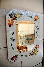 Espelhos artesanais 13