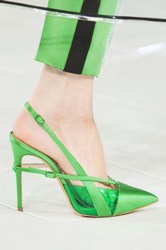 Best Shoes at New York Fashion Week Spring 2014 Prabal Gurung Spring 2014