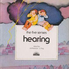 Hearing (The Five Senses): Maria Rius, J.M. Parramon, J.J. Puig: 9780812035636: Amazon.com Children's Books