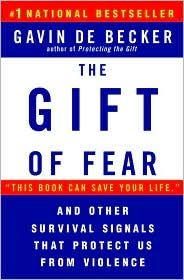 """Intuition is always right in at least two important ways;   It is always in response to something.   It always has your best interest at heart""   ― Gavin de Becker, The Gift of Fear"
