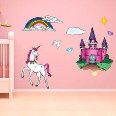 princess wall pic #KidsWalldecals #walldecals #walldecors #wallarts #wallstickers