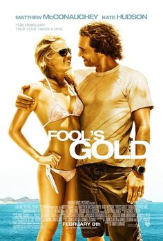 Rent Fool's Gold starring Kate Hudson and Matthew McConaughey on DVD and Blu-ray. Get unlimited DVD Movies & TV Shows delivered to your door with no late fees, ever. One month free trial! Free Online Movie Streaming, Streaming Hd, Streaming Movies, Matthew Mcconaughey, Kate Hudson, Fools Gold Movie, Brazil Movie, The Image Movie, Donald Sutherland