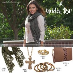 Under $50-4, enjoy any of these items as they are each priced under $50 - ClaudiaG Collection