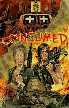 Carol/Daryl Dixon