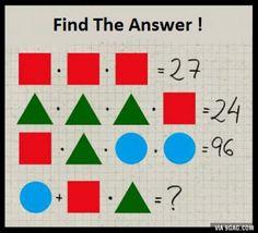 Easy! My brain hurts...