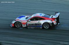 Weider Honda Racing, Honda HSV-010 GT, GT 500     Nice Honda photo found on the web