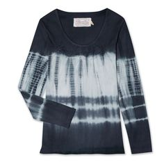 Heart this shirt - so comfy! #organiccotton #fashion #tiedye