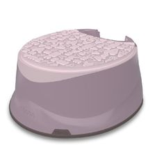 Beaba 2-in-1 Step Stool and Booster for Boys and Girls in Berry - List price: $25.00 Price: $19.95