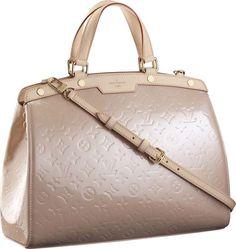 Louis Vuitton Monogram Vernis Brea Gm bag