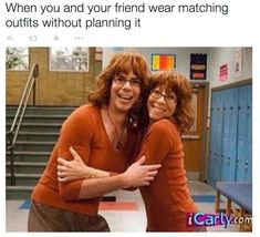When you're lookin' good:   23 Pictures That Perfectly Describe Having A Best Friend
