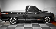 454 Ss Truck, Obs Truck, 1994 Chevy Silverado, Chevy Ss, Jetta A2, Chevy 1500, Barrett Jackson Auction, Toyota Hilux, American Muscle Cars