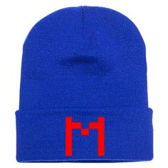 Markiplier Embroidered Knit Cap