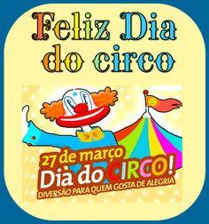 Dia do Circo - Pesquisa Google