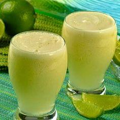 Limonada suíça.