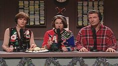 At The Seven Sees, we thought we'd help you celebrate Christmas with seven of our favorite SNL holiday themed skits.