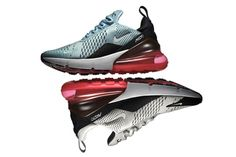 An Official Look at Nike's New Air Max 270 Colorways