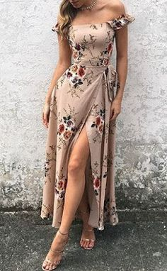 Maxi Dress,Casual Dress,Dress Ideas for Fall and Autumn Spring Outfits Women, Spring Dresses, Trendy Outfits, Short Summer Dresses, Formal Outfits, Dress Outfits, Casual Dresses, Fashion Dresses, Maxi Dresses