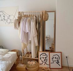 The Best 2019 Interior Design Trends - Interior Design Ideas Room Makeover, Aesthetic Room Decor, Interior, Minimalist Room, Home, Parisian Bedroom Decor, Room Inspiration, Room Decor, Interior Design Bedroom