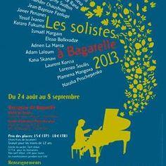 Festival Les Solistes à Bagatelle 2013