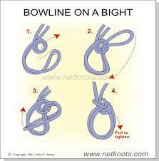 bowline knot - Google Search