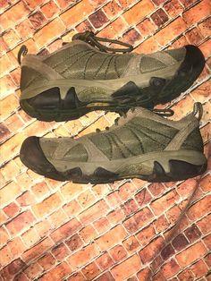 244eaec1559ee Details about Ladies Sz. 8 Keen Hiking running Sneakers Waterproof Camo.  Outdoor Sport