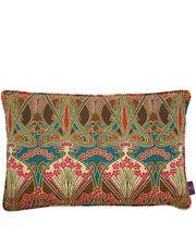 Multicolour Ianthe Liberty Print Rectangular Cushion