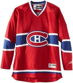 NHL Men's Montreal Canadiens Reebok Edge Premier Team Jersey - 7185H508Hpjmca (Red, XXX-Large) by Reebok. $124.99. Montreal Canadiens Red Premier NHL Jersey