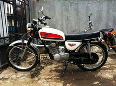 Honda CB 100 1973