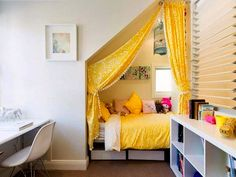 Kids' Rooms | Under the Rafters | Attic spaces | KidSpace Interiors