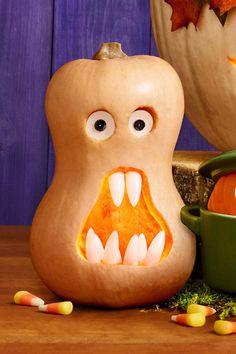 20 Most Unique Pumpkin Carving Ideas For Halloween Decorating Humour Halloween, Halloween Tags, Halloween Season, Easy Halloween, Halloween Crafts, Halloween Teeth, Halloween Costumes, Halloween Witches, Halloween Recipe