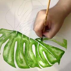 Watercolorist: @jieyanow #waterblog #акварель #aquarelle #painting #drawing #art #artist #artwork #painting #illustration #watercolor #aquarela