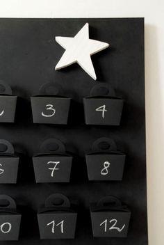 Wer eine einfachere Lösung bevorzugt - der wird auch mit diesen Sternentüten glücklich:        Ihr braucht:   - ein...