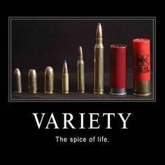 I do LOVE variety!