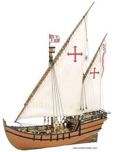 Nina - Model Ship Kit Nina by Artesania Latina