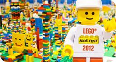 Coming to Austin August 31-September 2! The LEGO® KidsFest is filled with interactive, creative and educational activities for the whole family!