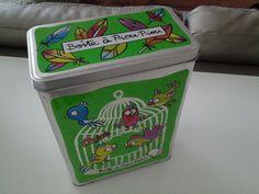 boîte à piou-piou