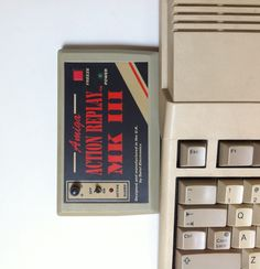Action Replay MK3 - Datel Electronics - Amiga 500