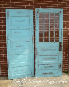 love doors as props