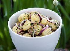 Enkel och fräsch potatissallad | Svensk Potatis