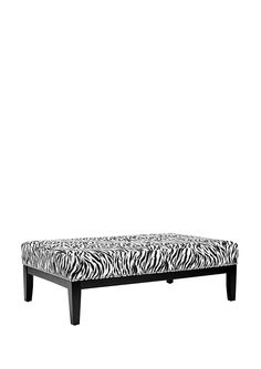 I bet this ottoman would look great with my red couch