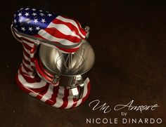 Un Amore Custom Designs - Americana KitchenAid *ARTWORK ONLY {mixer not included}, $1,000.00 (http://www.unamorecustomshoppe.com/americana-kitchenaid-artwork-only-mixer-not-included/)